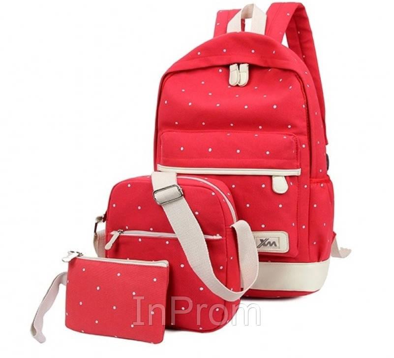 Рюкзак Adri Red
