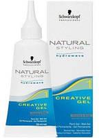 Creative Gel - Кератиновый гель для прикорневой завивки волос, 50 мл