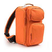Рюкзак слинг для фото/видео камер Golla Cam bag L, оранжевый, G1755