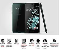 Смартфон HTC U PLAY 3/32Gb Dual Sim Brilliant Black, 99HALV044-00
