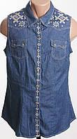 Рубашка женская STETSON шир 51 см длин 70 см