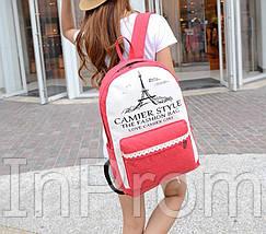 Рюкзак Camier Style Red, фото 3