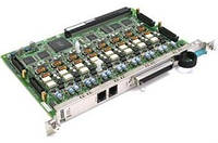 Плата расширения Panasonic KX-TDA6382X для KX-TDE600, 16-Port Analogue Trunk Card w/Caller Id, KX-TDA6382X