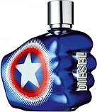 Diesel Only The Brave Captain America туалетная вода 75 ml. (Дизель Онли Зе Брейв Капитан Америка), фото 2
