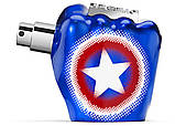 Diesel Only The Brave Captain America туалетная вода 75 ml. (Дизель Онли Зе Брейв Капитан Америка), фото 4