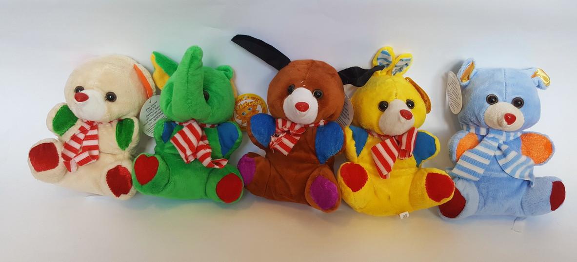 Набор игрушек 5-животных (16 см)