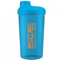 Спортивный шейкер Scitec Nutrition 700мл, голубой