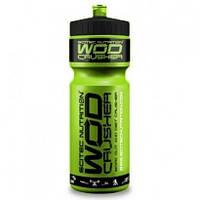 Спортивная бутылка Scitec Nutrition 750 мл,зеленый
