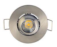 Светодиодный светильник Downlights LED FIONA-6К MAT CHROME, фото 1