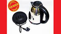 Электрический дисковый чайник Domotec TPSK-0318. Хорошее качество. Удобный и практичный чайник. Код: КДН1761