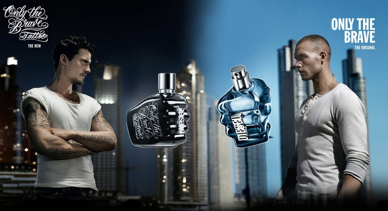 Diesel Only The Brave Tattoo туалетная вода 75 Ml дизель онли зе