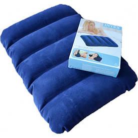 Подушка надувная Intex 28х43х9см (68672)