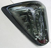 Toyota Rush / Daihatsu Terios задние светодиодные фонари LED черные