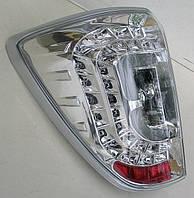 Toyota Rush / Daihatsu Terios задние светодиодные фонари LED хром