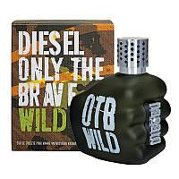 Diesel Only The Brave Wild Diesel туалетная вода 75 ml. (Дизель Онли Зе Брейв Вилд Дизель), фото 1