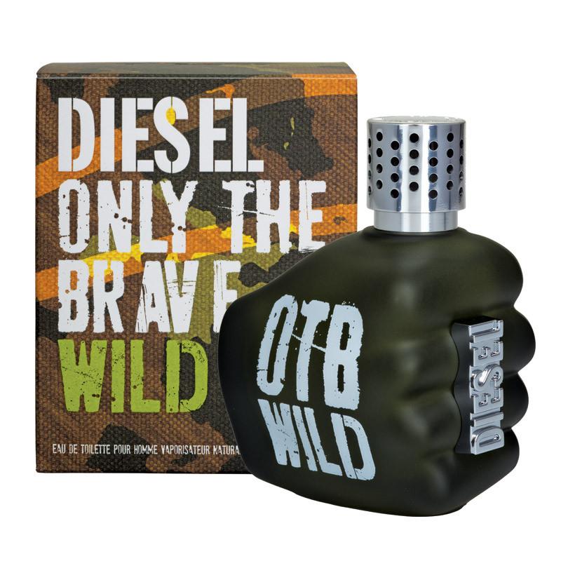 Diesel Only The Brave Wild Diesel туалетная вода 75 Ml дизель онли