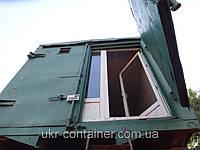 Летний домик, б/у, размеры: 2850х6000х2750