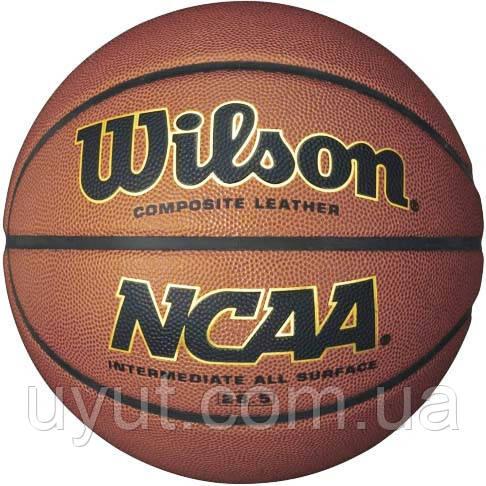 Баскетбольный мяч Wilson NCAA Attack All-Surface Basketball WTB1186IB - Все для уюта в Вашем доме в Киеве