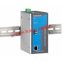Промышленный конвертер 10/ 100Base-TX в 100Base FX/ LC (Multi Mode) (PTC-101-M-LC-HV)