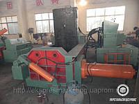 Пресс гидравлический для металлолома Y81F-125B, фото 1
