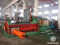Пресс пакетировочный для металлолома  Y81-250