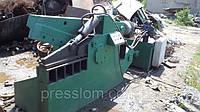Ножницы аллигаторные бу Q43-1600 для металлолома, фото 1