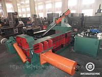 Пресс пакетировочный для металлолома Y81F-100