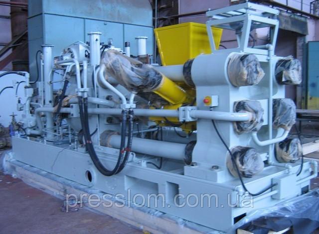 Б6238А пресс брикетировочный для стружки, б/у - Оборудование для промышленности и переработки металлолома в Киеве