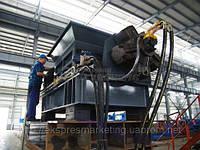 Дробилка PS-45100,  для измельчения металлической стружки, фото 1