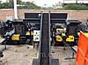 Пресс для брикетирования металлической стружки IMABE BRQ-150/600
