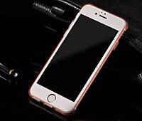 Cиликоновый чехол Samsung J1-2016 J120 белый, фото 2