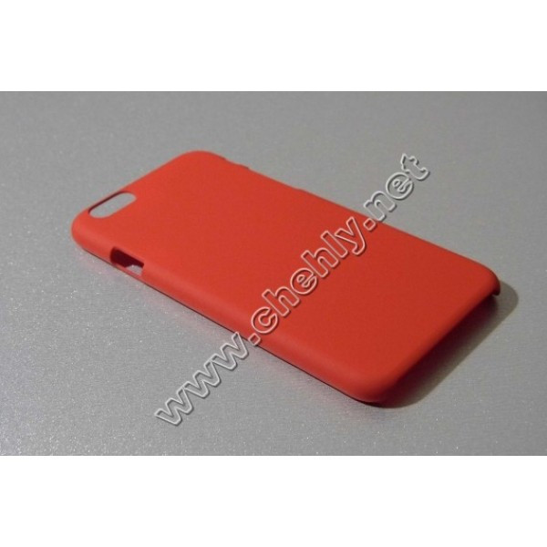 Пластиковый чехол iPhone 6 3
