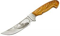 Нож охотничий ГОЛОВА МЕДВЕДЯ GW