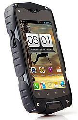 Противоударный смартфон Jeep Z6 Plus 1/8Gb Black IP68