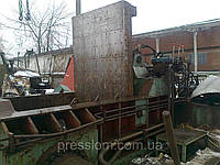Пресс пакетировочный б/у Y81F-200В, для металлолома