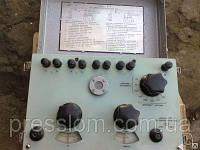 Аппарат АТТ для поверки трансформаторов тока