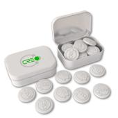 Мятные конфеты с логотипом