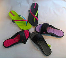 Летняя обувь: вьетнамки, шлепки, сланцы, сандалии.