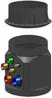 Колодязь зв'язку кабельный РЕ KL-1200 1 штука