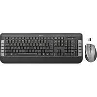 TRUST IT набор Trust Tecla Wireless Multimedia Keyboard & Mouse