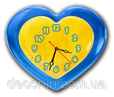 Часы на стену AR 78 30x36cm Патриот Украины