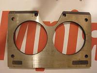 Износостойкие очковые плиты к насосам Мекбо