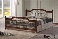 Кровать двуспальная Onder Mebli Ruya N 160х200 Малайзия