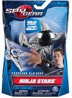 Набор метательных звезд Ninja, Spy Gear (SM15244)