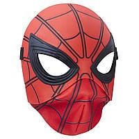 Маска Человека-Паука плаcтик и ткань Hasbro (B9694)