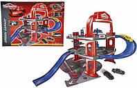 Детский игровой набор Гараж с машинкой Majorette (205 3743)