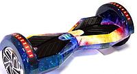 """Гироскутер Smart Balance Wheel Simple 8"""" Космос +Сумка +Спиннер в Подарок! (Гарантия 12 Месяцев)"""