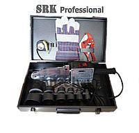 Паяльник для пластиковых труб  S.R.K.black 20-63