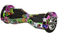 """Гироскутер Smart Balance Wheel Simple 8"""" Hip Hop Kids +Сумка +Спиннер в Подарок! (Гарантия 12 Месяцев)"""