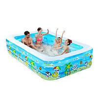 Бассейн на даче - лучшее для семейного отдыха